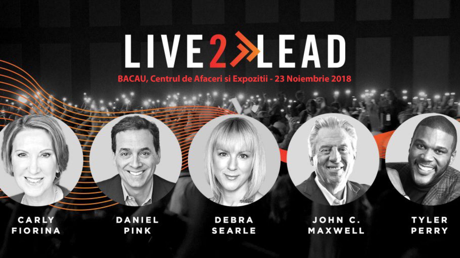 Live2Lead Bacau